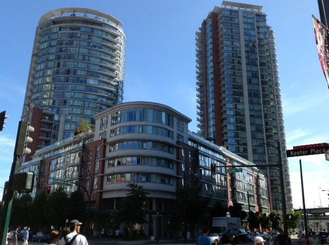 Main Photo: 2506 58 KEEFER PLACE in Vancouver: Downtown VW Condo for sale (Vancouver West)  : MLS®# R2197249