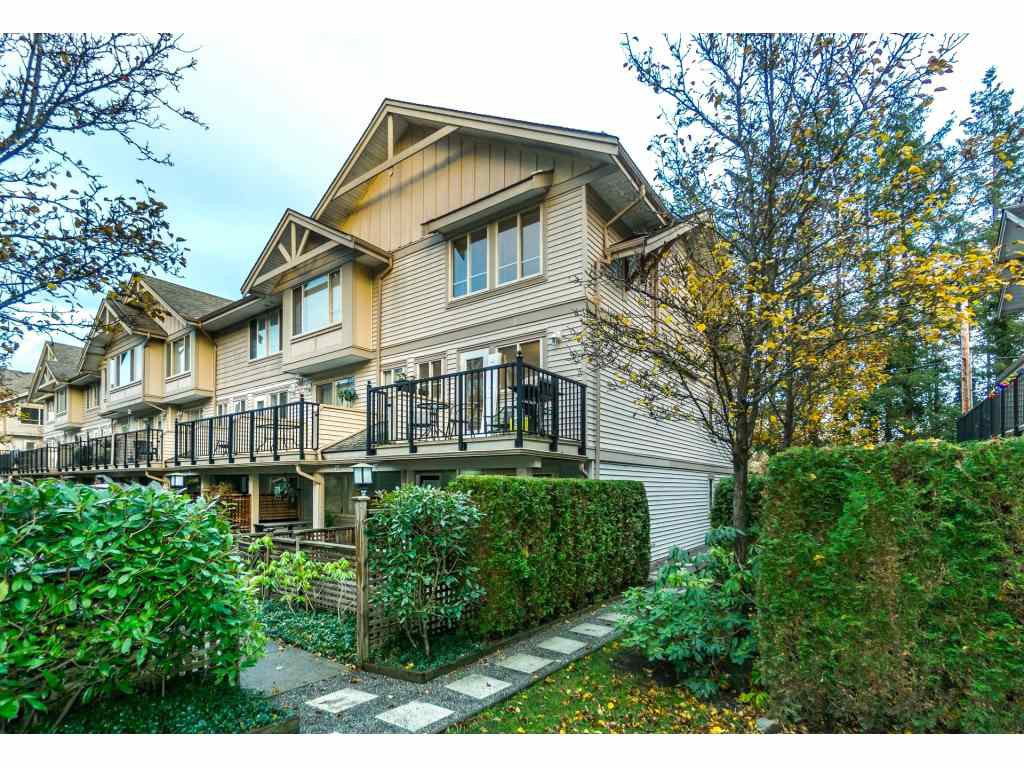 Main Photo: 19 5388 201A STREET in : Langley City Townhouse for sale : MLS®# R2224202