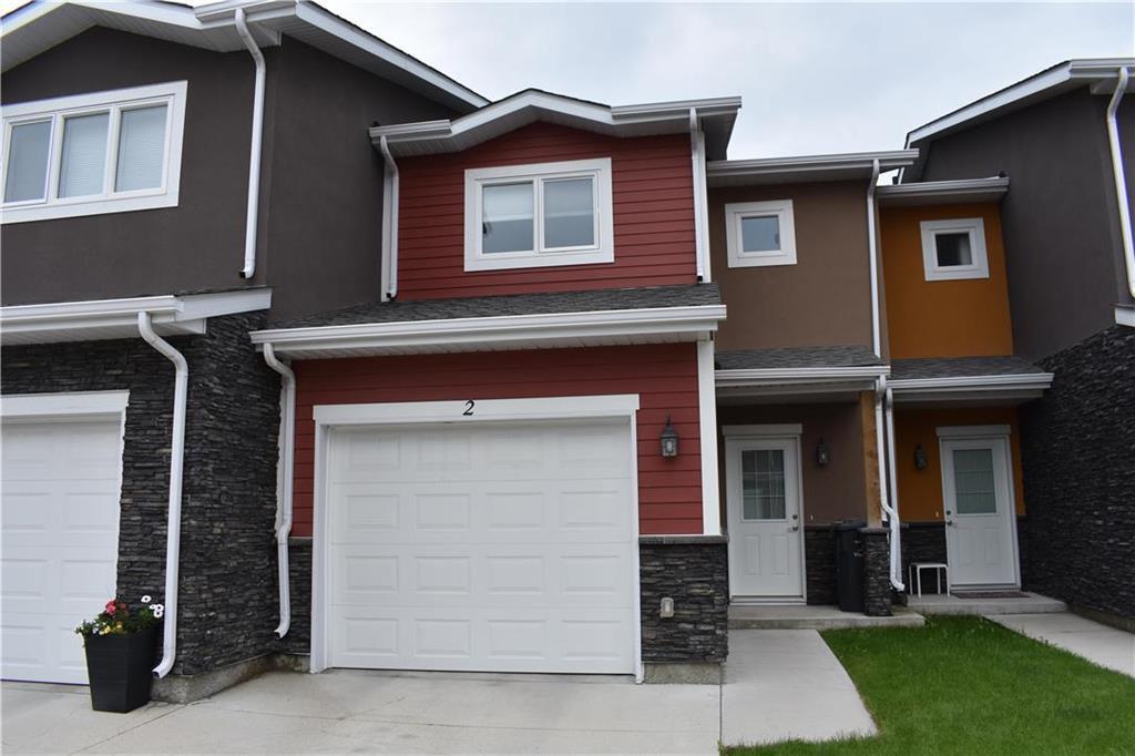 Main Photo: 2 908 Headmaster Row in Winnipeg: Condominium for sale (3H)  : MLS®# 202013029