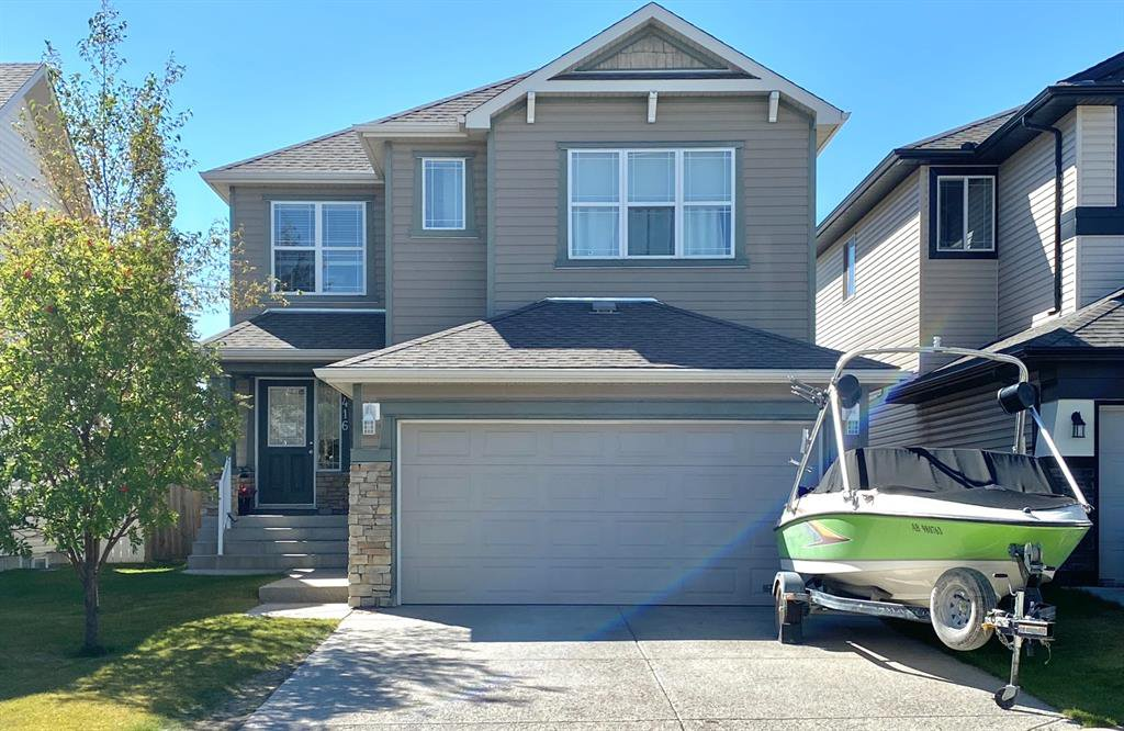 Main Photo: 416 MORNINGSIDE Crescent SW: Airdrie Detached for sale : MLS®# A1030699