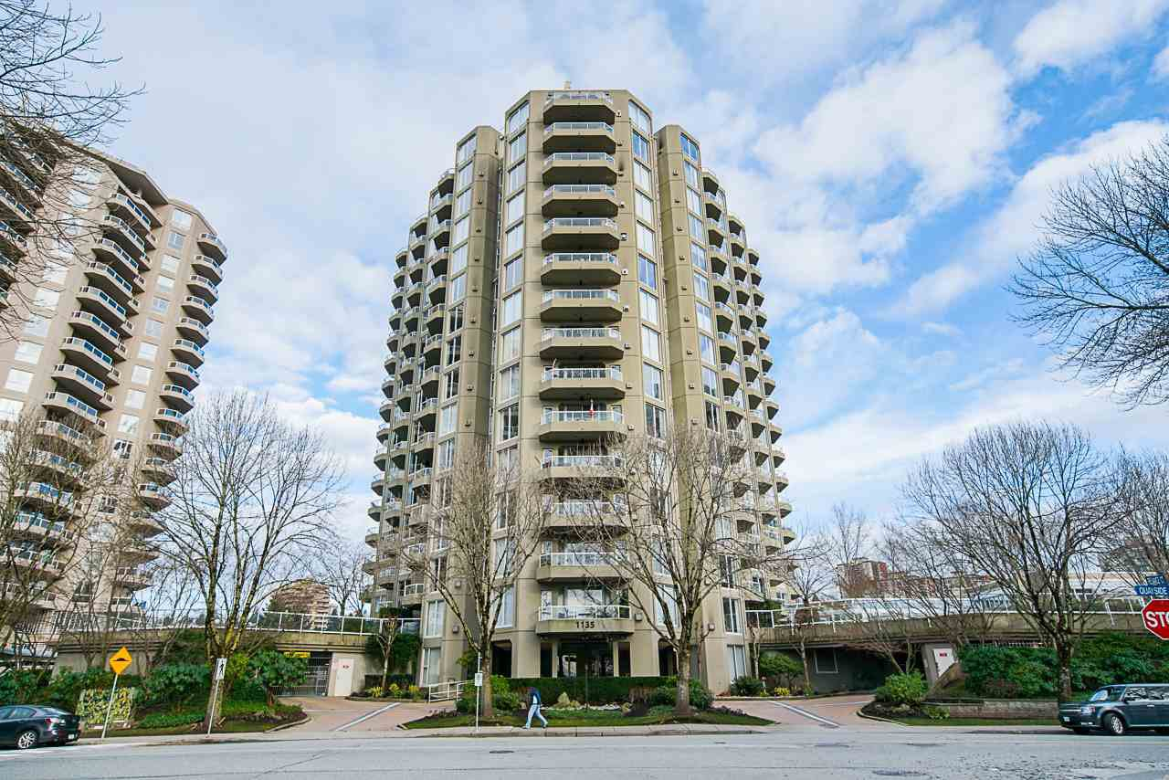 """Main Photo: 604 1135 QUAYSIDE Drive in New Westminster: Quay Condo for sale in """"ANCHOR POINT"""" : MLS®# R2529006"""