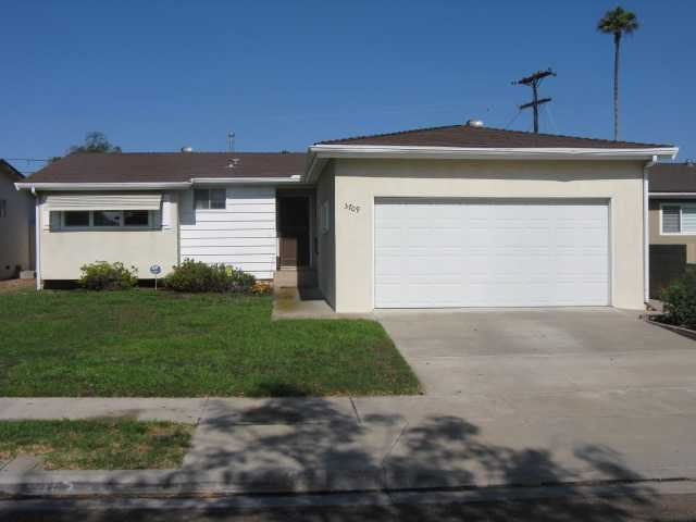 Main Photo: KEARNY MESA House for sale : 3 bedrooms : 3709 Belford Street in San Diego