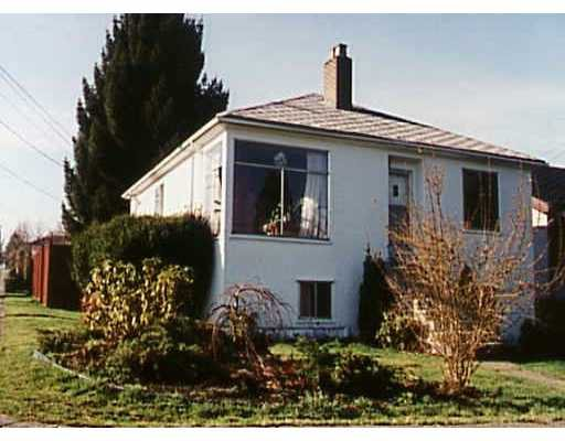 Main Photo: 4193 WINDSOR ST in : Fraser VE House for sale : MLS®# V244190
