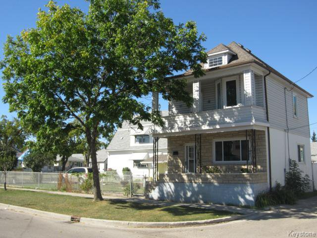 Main Photo: 244 Parr Street in WINNIPEG: North End Residential for sale (North West Winnipeg)  : MLS®# 1320450