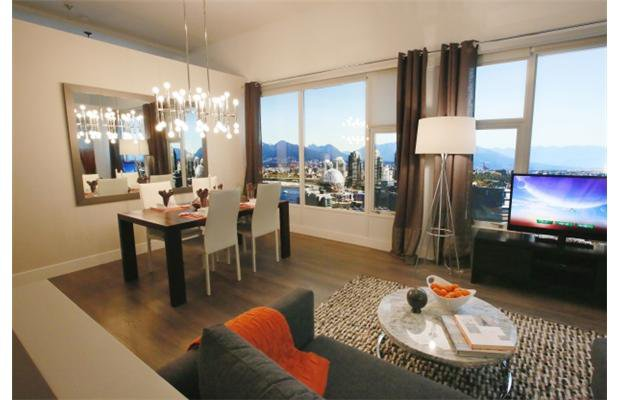 Main Photo: 902 1783 Manitoba Street in Vancouver: False Creek Condo for sale (Vancouver West)