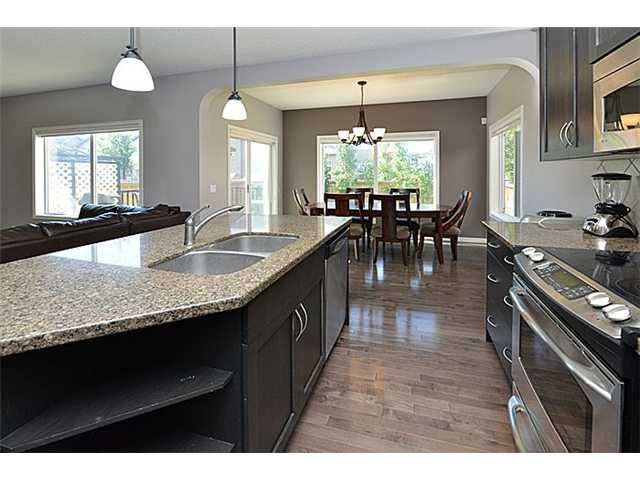 Photo 5: Photos: 95 CRANWELL Square SE in CALGARY: Cranston Residential Detached Single Family for sale (Calgary)  : MLS®# C3624099