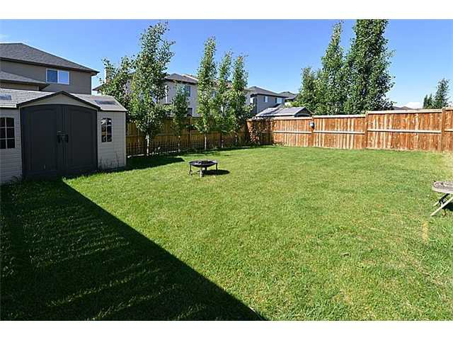 Photo 19: Photos: 95 CRANWELL Square SE in CALGARY: Cranston Residential Detached Single Family for sale (Calgary)  : MLS®# C3624099