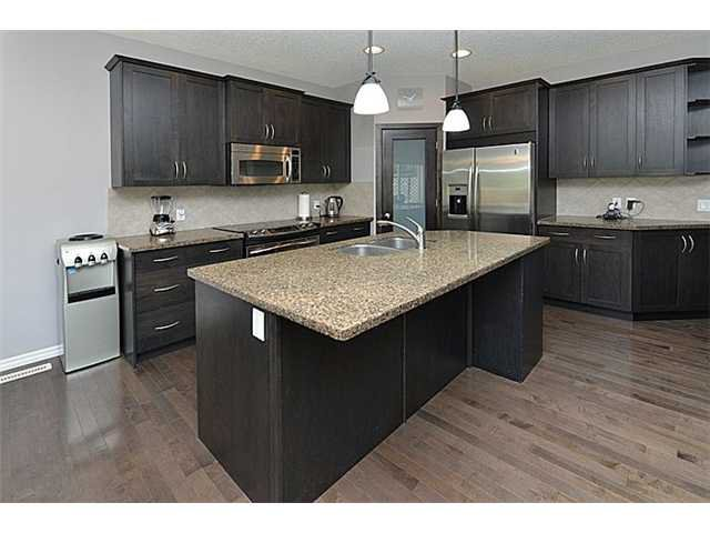 Photo 4: Photos: 95 CRANWELL Square SE in CALGARY: Cranston Residential Detached Single Family for sale (Calgary)  : MLS®# C3624099