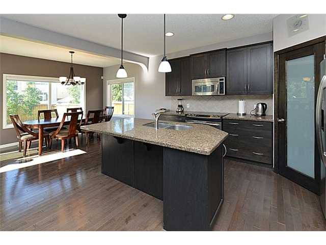 Photo 3: Photos: 95 CRANWELL Square SE in CALGARY: Cranston Residential Detached Single Family for sale (Calgary)  : MLS®# C3624099