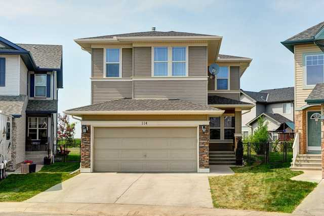 Main Photo: 114 COUGARSTONE Close SW in CALGARY: Cougar Ridge Residential Detached Single Family for sale (Calgary)  : MLS®# C3627185