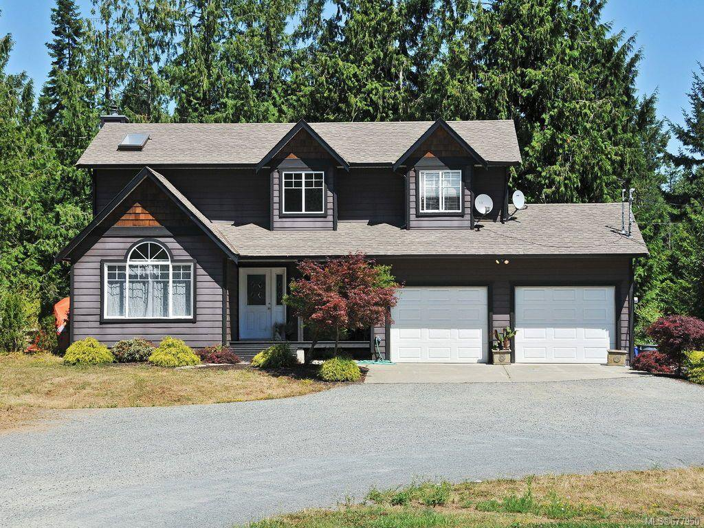 Main Photo: 2039 Ingot Dr in COBBLE HILL: ML Shawnigan Single Family Detached for sale (Malahat & Area)  : MLS®# 677950