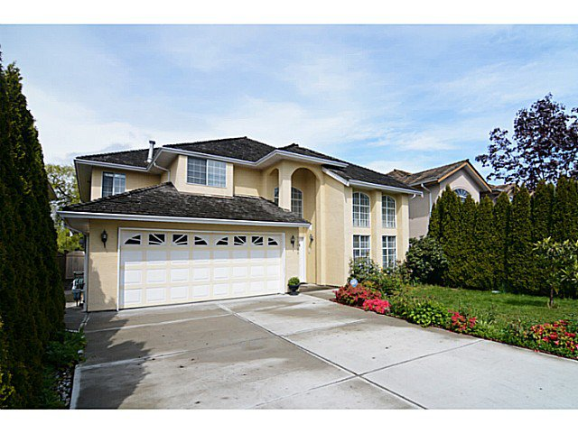 Main Photo: 22551 RATHBURN DR in Richmond: Hamilton RI House for sale : MLS®# V1119403