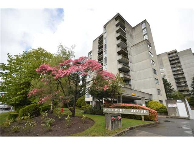 Main Photo: 802 4105 Imperial Street in Burnaby: Metrotown Condo for sale (Burnaby South)  : MLS®# V1118608