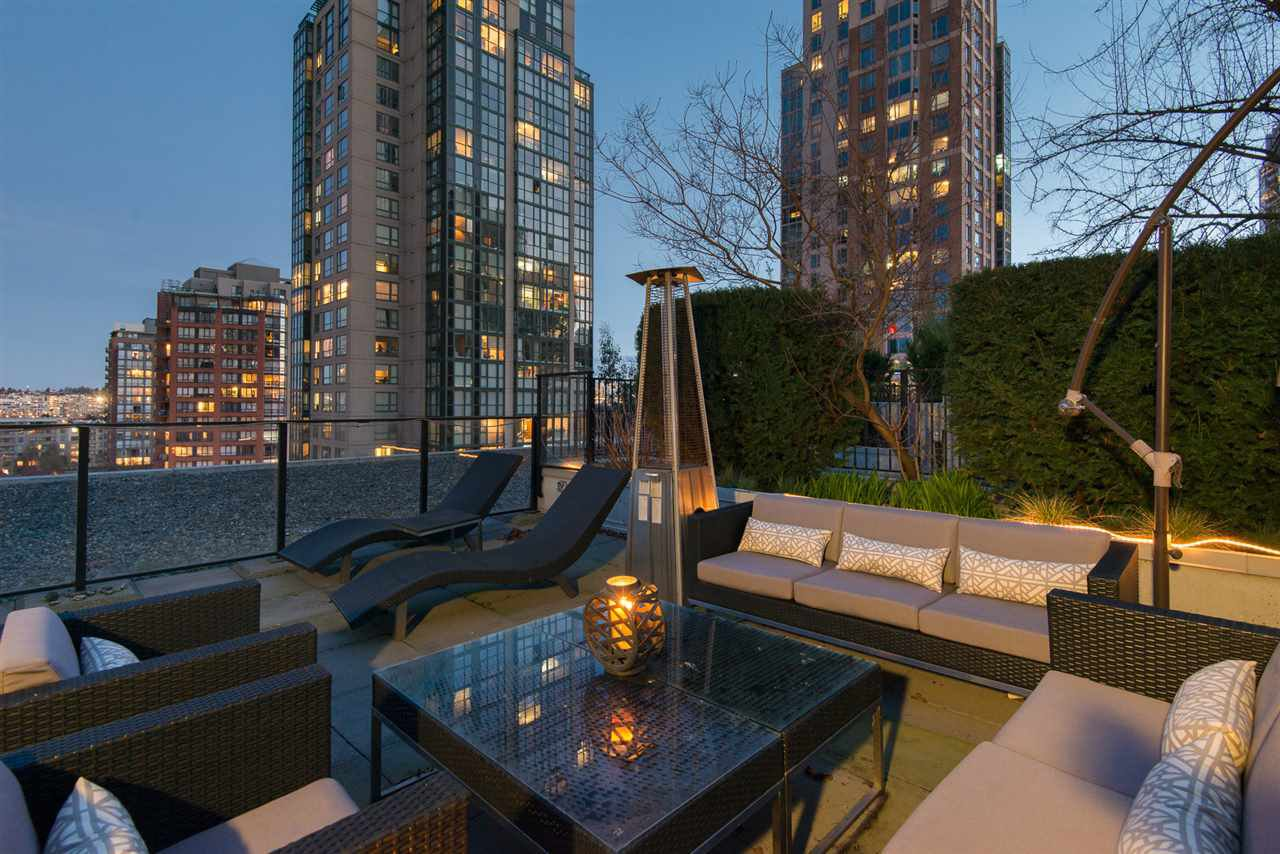 Photo 1: Photos: 603 1275 HAMILTON STREET in Vancouver: Yaletown Condo for sale (Vancouver West)  : MLS®# R2048508