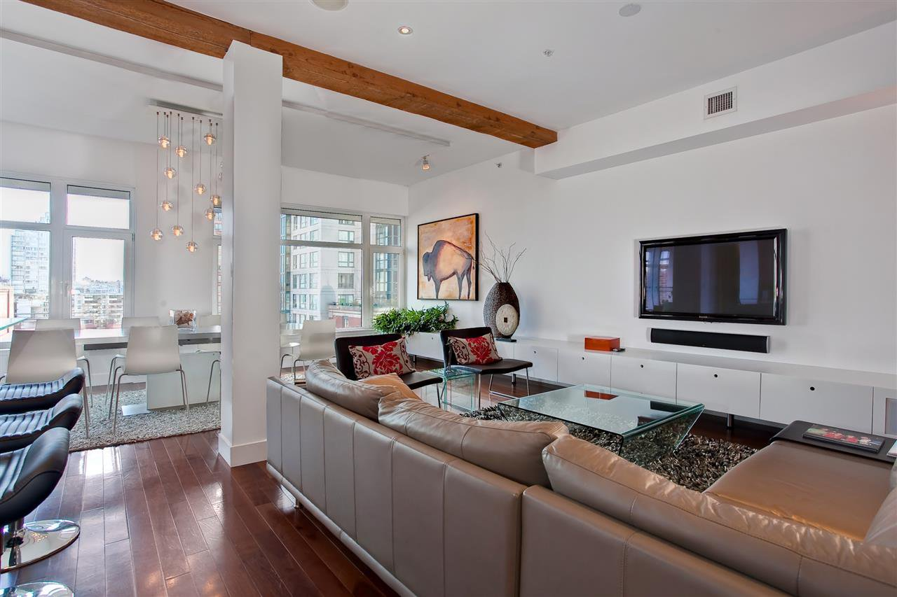 Photo 3: Photos: 603 1275 HAMILTON STREET in Vancouver: Yaletown Condo for sale (Vancouver West)  : MLS®# R2048508