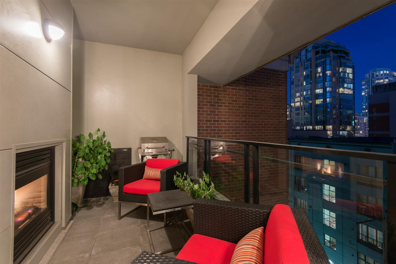Photo 19: Photos: 603 1275 HAMILTON STREET in Vancouver: Yaletown Condo for sale (Vancouver West)  : MLS®# R2048508