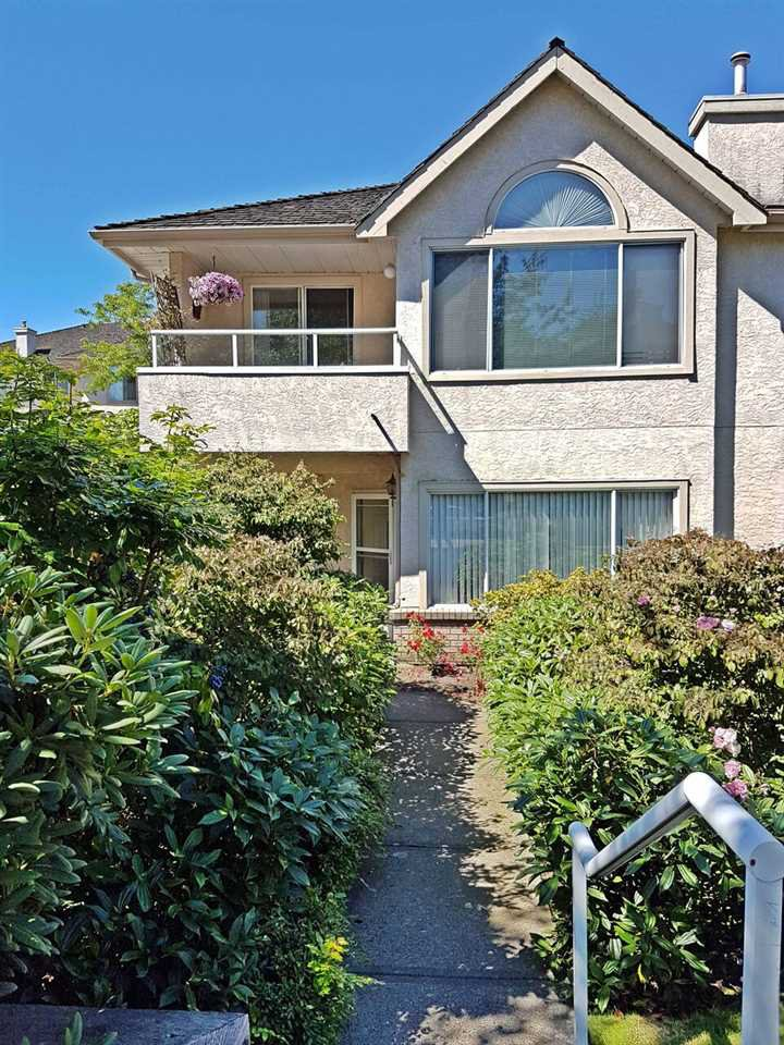 Main Photo: 6 3701 THURSTON STREET in Burnaby: Central Park BS Townhouse for sale (Burnaby South)  : MLS®# R2085808