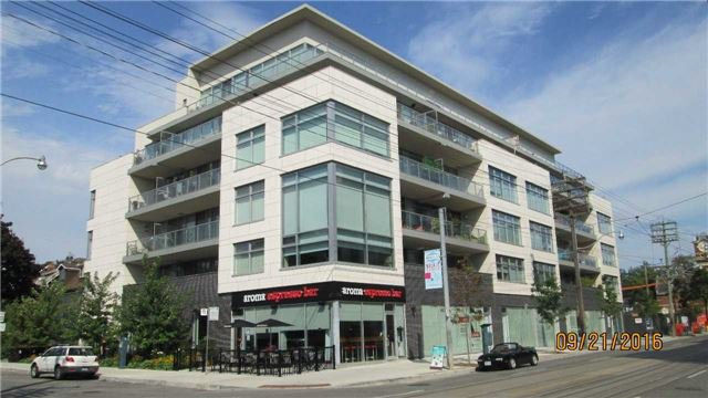 Main Photo: 1 Rainsford Rd Unit #404 in Toronto: The Beaches Condo for sale (Toronto E02)  : MLS®# E3611703