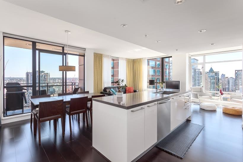 Main Photo: 2601 788 RICHARDS STREET in Vancouver: Downtown VW Condo for sale (Vancouver West)  : MLS®# R2095381