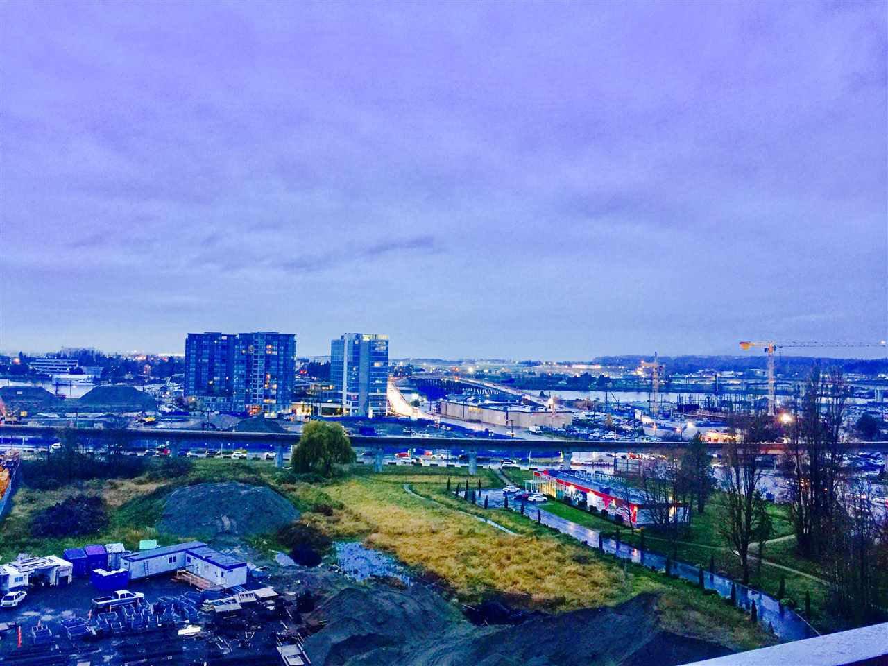 Main Photo: 1006 8833 HAZELBRIDGE WAY in Richmond: West Cambie Condo for sale : MLS®# R2124473