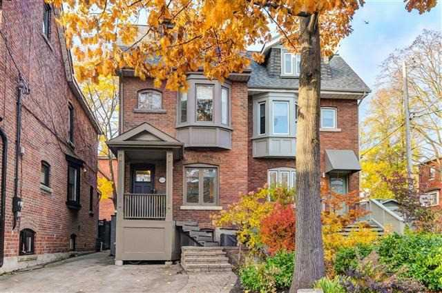 Main Photo: 264 Garden Ave in Toronto: Freehold for sale