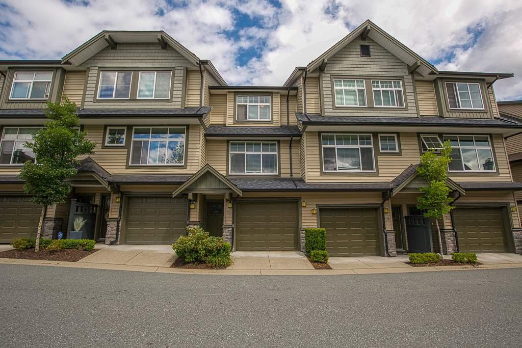 """Main Photo: 76 13819 232 Street in Maple Ridge: Silver Valley Townhouse for sale in """"Brighton"""" : MLS®# R2393497"""
