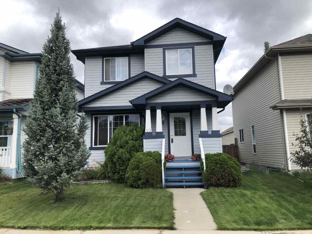 Main Photo: 826 McAllister Crescent in Edmonton: Zone 55 House for sale : MLS®# E4168084
