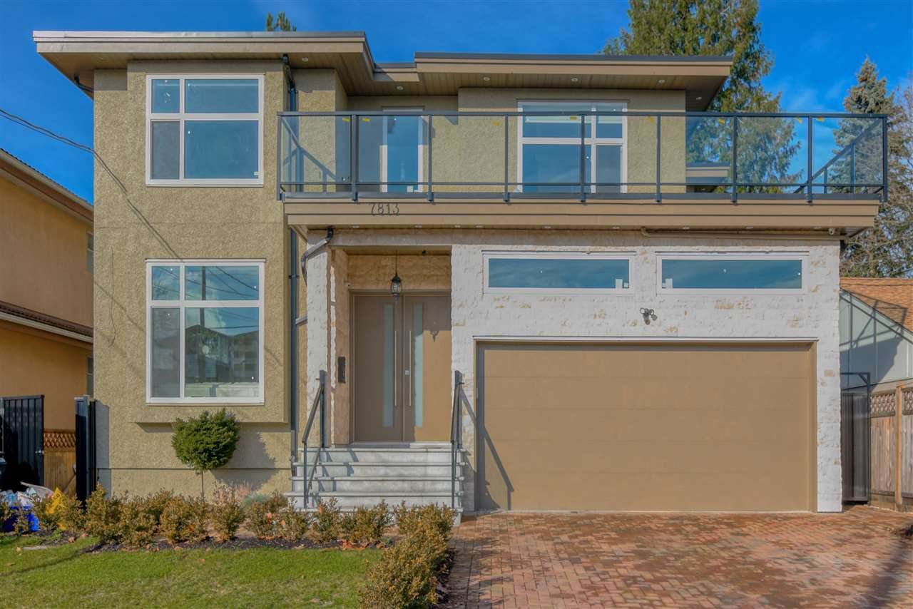Main Photo: 7813 GRAHAM Avenue in Burnaby: East Burnaby House for sale (Burnaby East)  : MLS®# R2420148