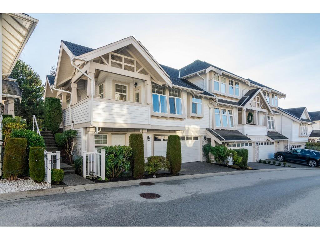 "Main Photo: 54 15037 58 Avenue in Surrey: Sullivan Station Townhouse for sale in ""WOODBRIDGE"" : MLS®# R2423403"