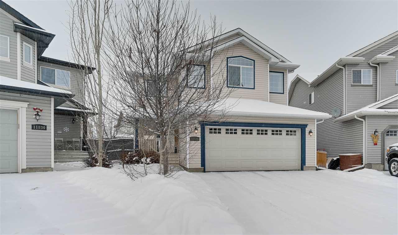 Main Photo: 11826 13A Avenue in Edmonton: Zone 55 House for sale : MLS®# E4183343