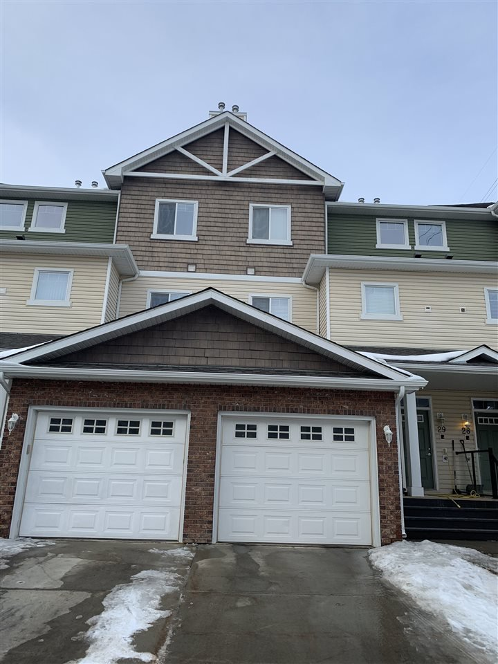 Main Photo: 26 3010 33 Avenue in Edmonton: Zone 30 Townhouse for sale : MLS®# E4188530