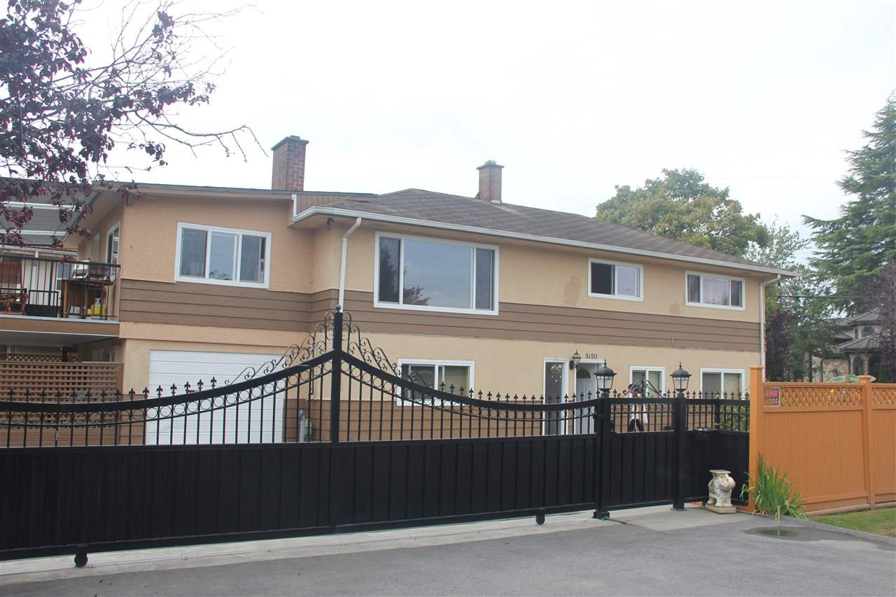 Main Photo: 8180 LURGAN Road in Richmond: Garden City House for sale : MLS®# R2484320