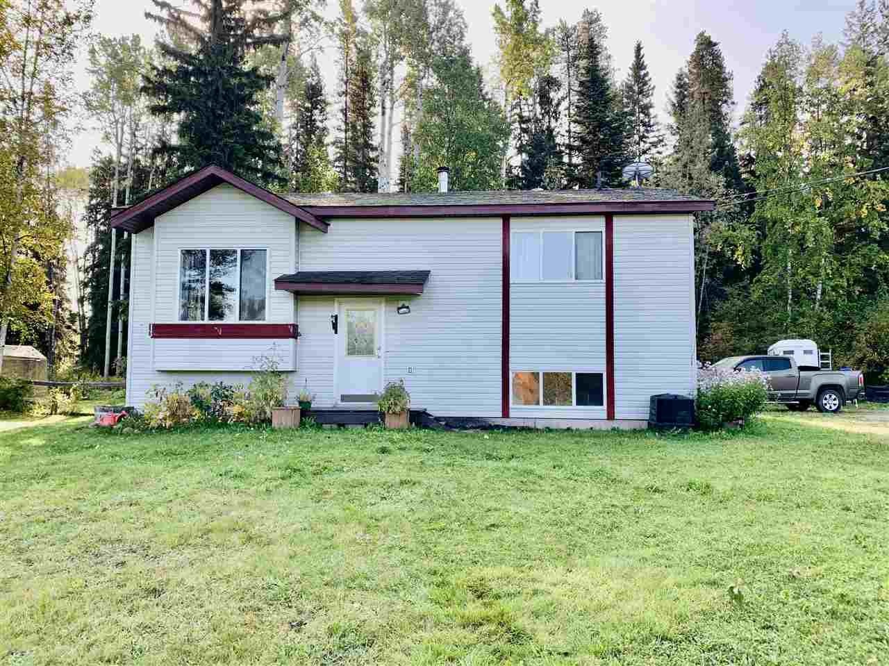 Main Photo: 23552 RIDGE Road in Smithers: Smithers - Rural House for sale (Smithers And Area (Zone 54))  : MLS®# R2498537