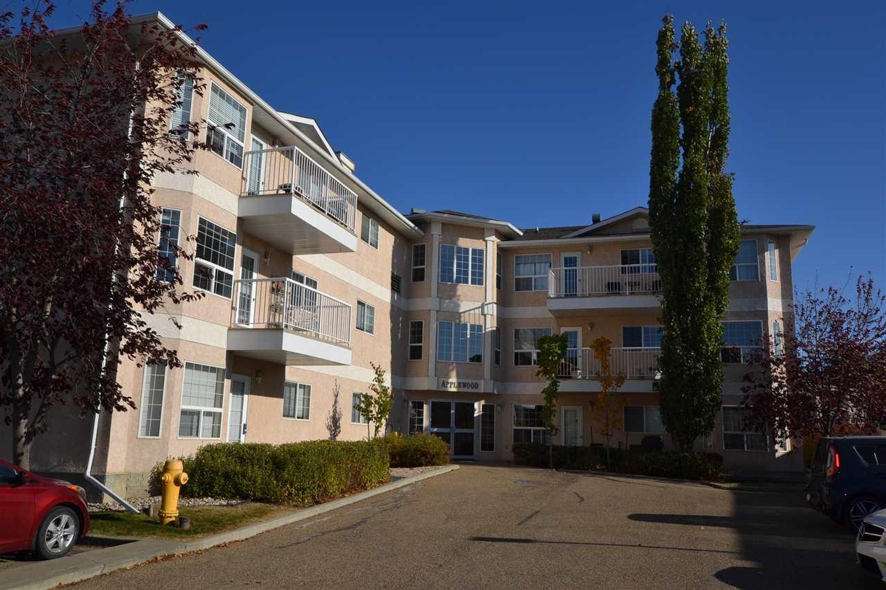 Main Photo: 102 2 ALPINE Boulevard: St. Albert Condo for sale : MLS®# E4217030