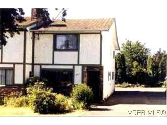 Main Photo: 941 Inskip Street in VICTORIA: Es Kinsmen Park Strata Duplex Unit for sale (Esquimalt)  : MLS®# 197463