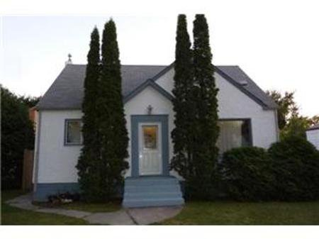 Main Photo: 492 Jefferson Avenue: Residential for sale (West Kildonan)  : MLS®# 1118185