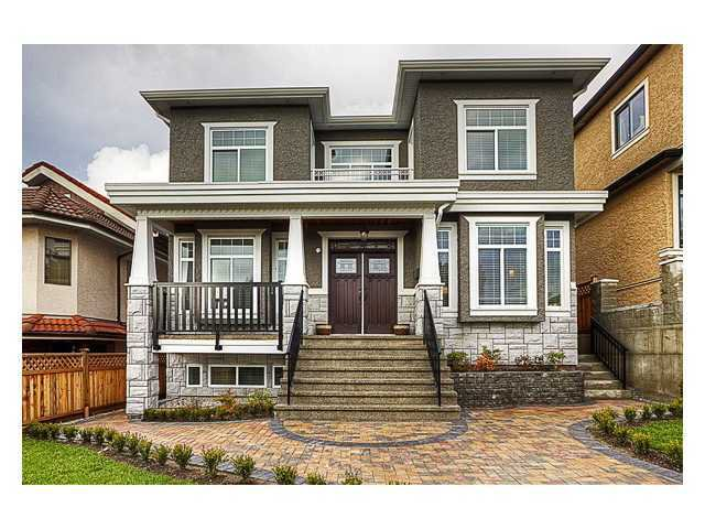 Main Photo: 4857 OXFORD Street in Burnaby: Capitol Hill BN House for sale (Burnaby North)  : MLS®# V975040