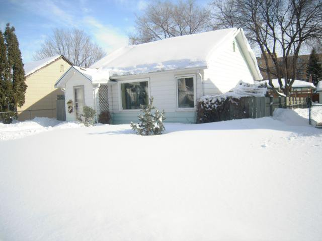 Main Photo: 1186 Dudley Avenue in WINNIPEG: Manitoba Other Residential for sale : MLS®# 1303666