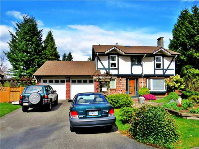 Main Photo: 930 KOMARNO Court in Coquitlam: Chineside House for sale : MLS®# V999665