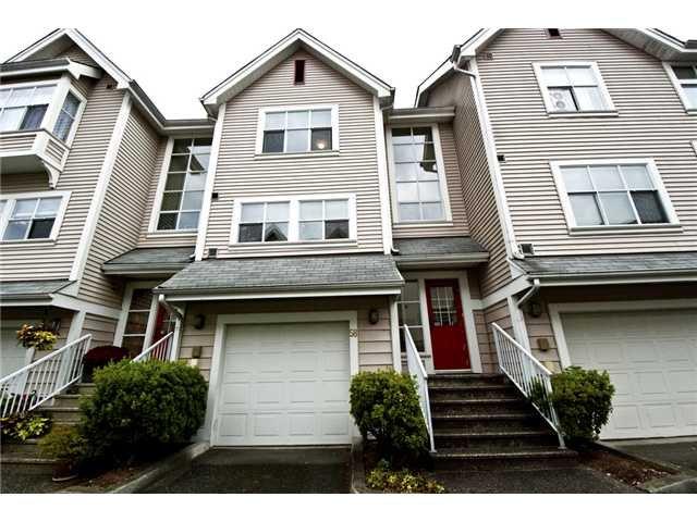 Main Photo: # 58 2450 HAWTHORNE AV, V3C 6B3 in Port Coquitlam: Central Pt Coquitlam Condo for sale : MLS®# V911253