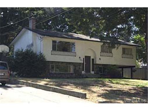 Main Photo: 927 Jenkins Ave in VICTORIA: La Glen Lake House for sale (Langford)  : MLS®# 281209