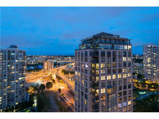 Main Photo: # 2301 950 CAMBIE ST in Vancouver: Yaletown Condo for sale (Vancouver West)  : MLS®# V1073486