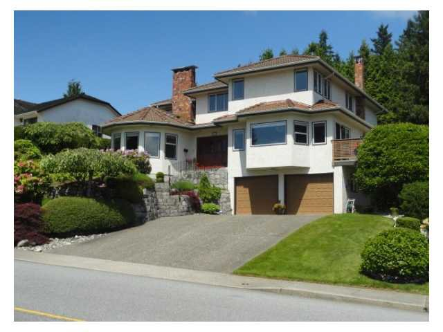 Photo 1: Photos: 350 HICKEY DR in Coquitlam: Coquitlam East House for sale : MLS®# V1082025