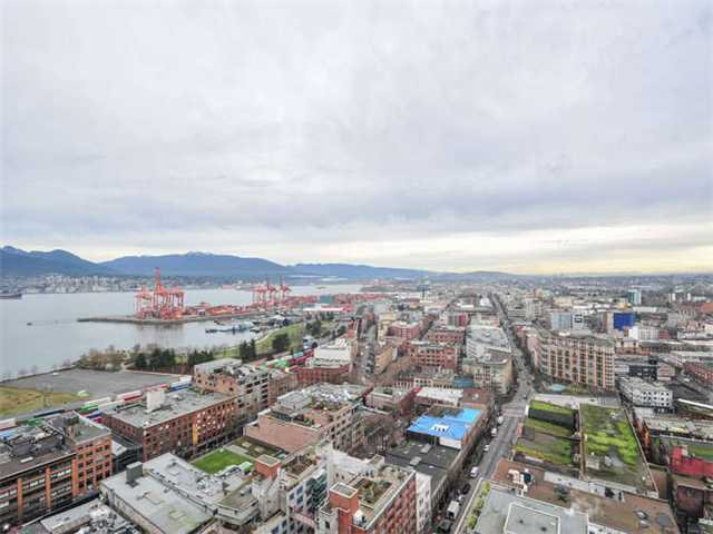 Main Photo: # 2603 108 W CORDOVA ST in Vancouver: Downtown VW Condo for sale (Vancouver West)  : MLS®# V1099076