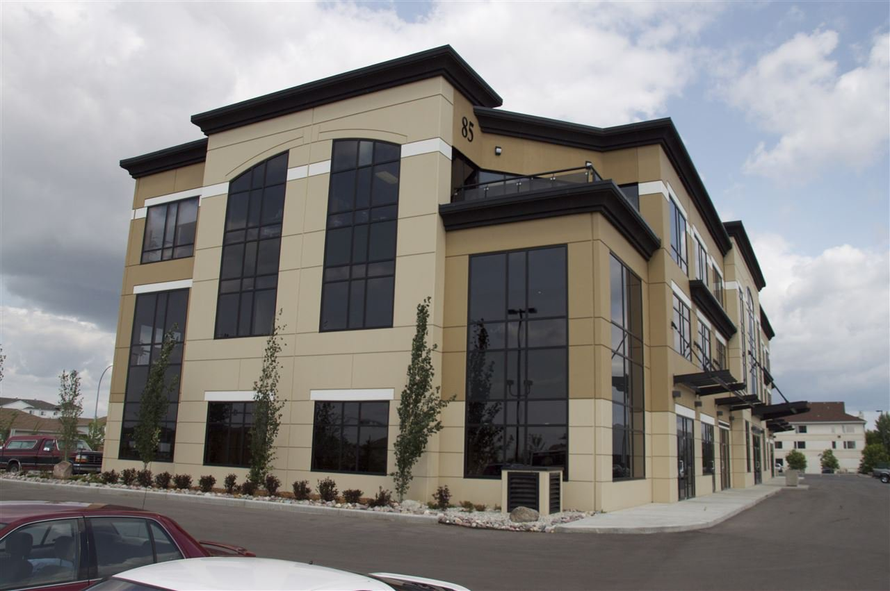 Main Photo: 300 85 CRANFORD Way: Sherwood Park Office for lease : MLS®# E4182487