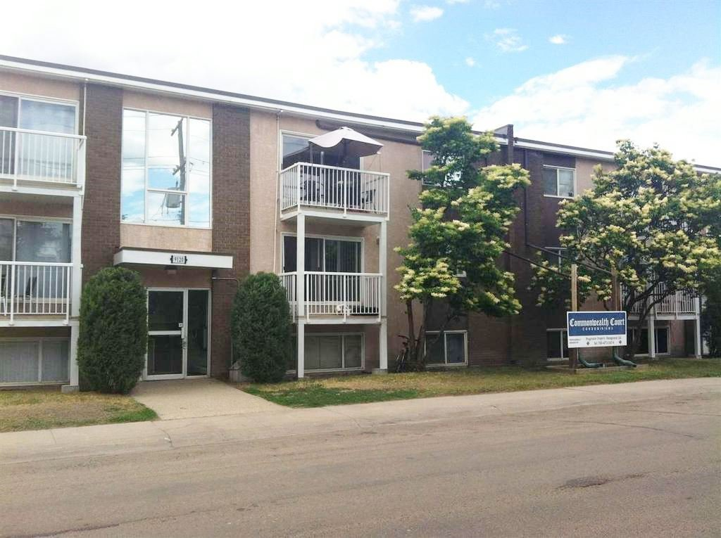 Main Photo: 107 9116 106 Avenue in Edmonton: Zone 13 Condo for sale : MLS®# E4189560