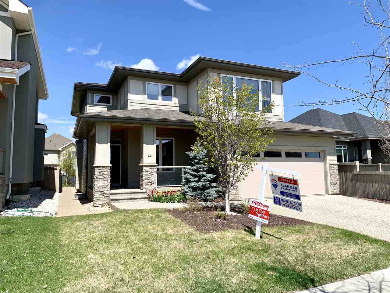 Main Photo: 7266 MAY Road in Edmonton: Zone 14 House for sale : MLS®# E4197076