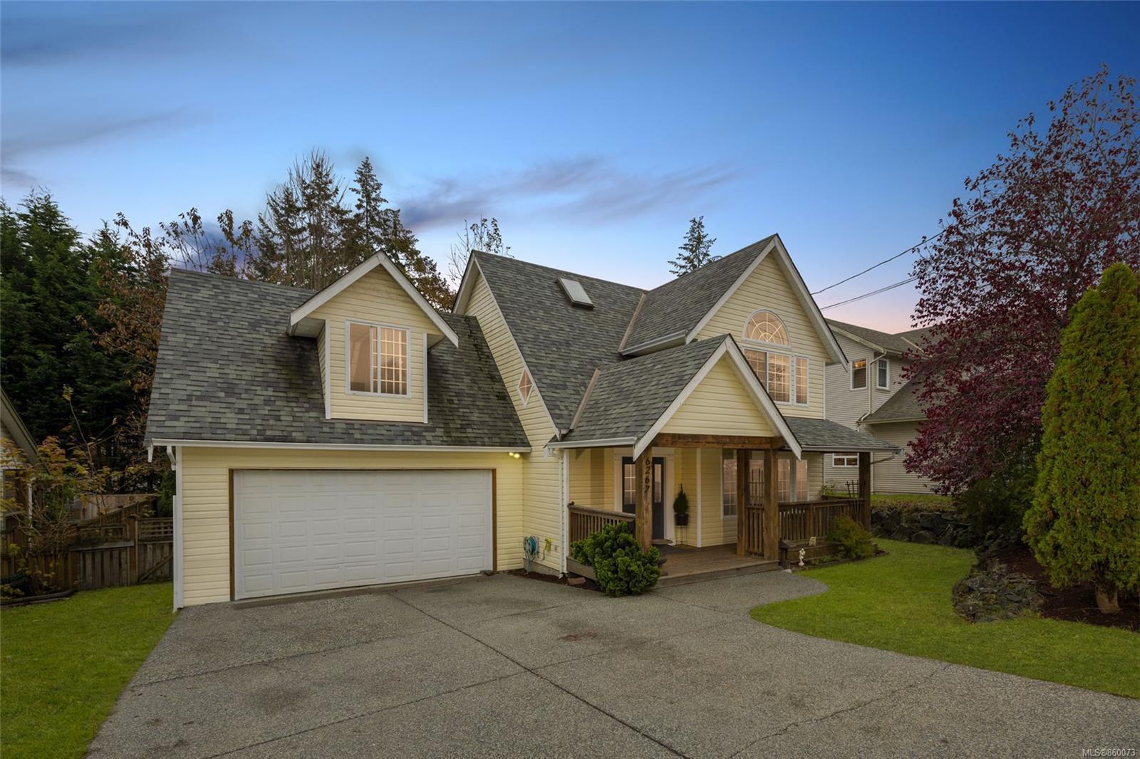 Main Photo: 6267 Lane Rd in : Du West Duncan House for sale (Duncan)  : MLS®# 860073