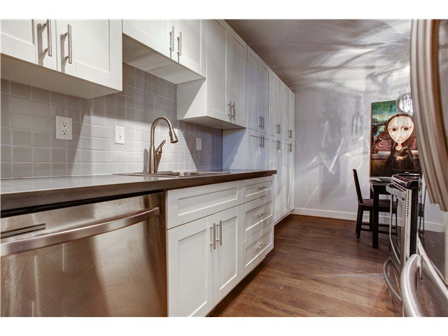 Main Photo: # 214 1066 E 8TH AV in Vancouver: Mount Pleasant VE Condo for sale (Vancouver East)  : MLS®# V1029402