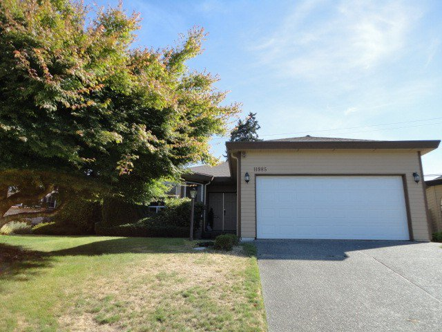 Main Photo: 11985 CARRIAGE PL in Delta: Sunshine Hills Woods House for sale (N. Delta)  : MLS®# F1422425